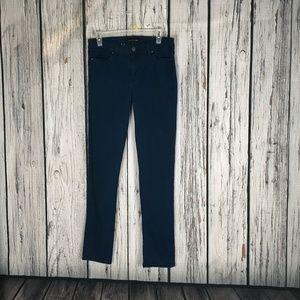 Calvin Klein Skinny Jeans Dark Wash Denim Sz 8